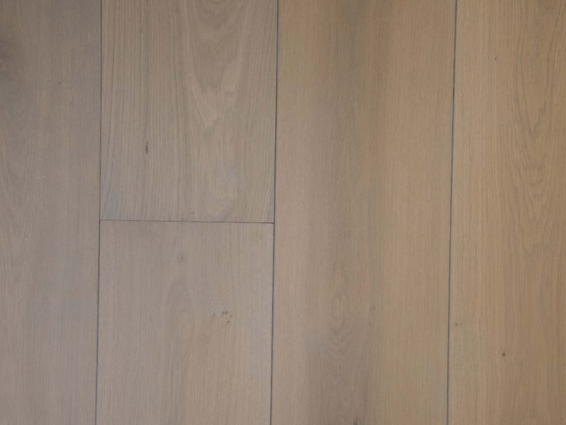 Oak bis light gray oiled